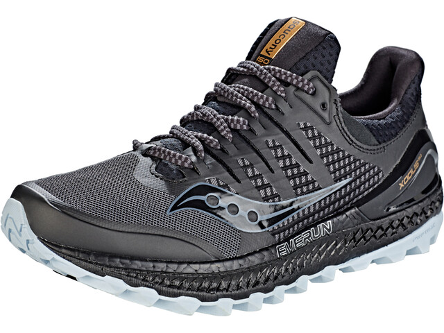saucony Xodus ISO 3 Chaussures Femme, grey black